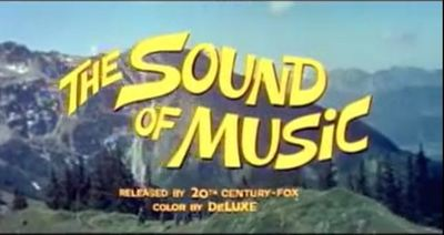 Sound of Music movie trailer Julie Andrews Christopher Plummer Rodgers Hammerstein Maria