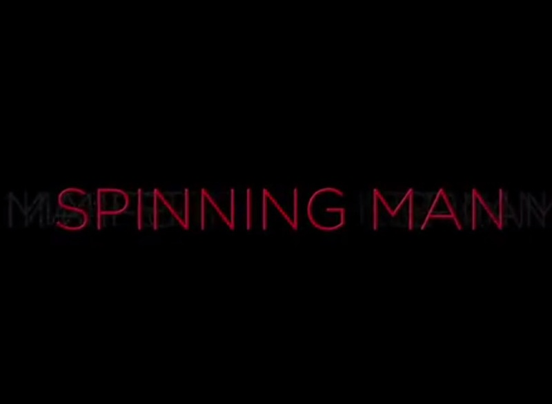 Spinning Man stars Guy Pearce, Pierce Brosnan, Minnie Driver, Odeya Rush, Alexandra Shipp, Clark Gregg, Jamie Kennedy, Freya Tingley, Sterling Beaumon, and Carlo Rota.