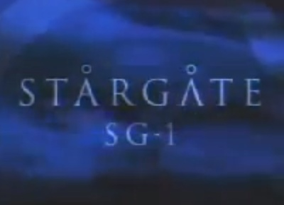 Stargate SG1 Season 1 starring Richard Dean Anderson, Amanda Tapping, Christopher Judge, Michael Shanks, and Don S. Davis.