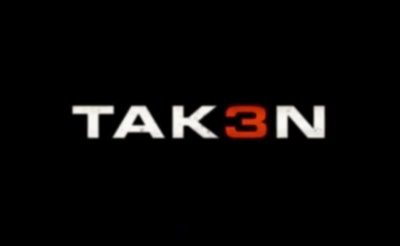 Taken 3 Title Card