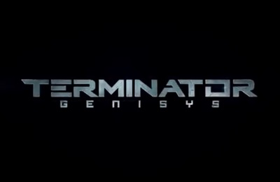 Terminator Genisys starring Emilia Clarke, Arnold Schwarzenegger, Jai Courtney, Jason Clarke, and Aaron V. Williamson.