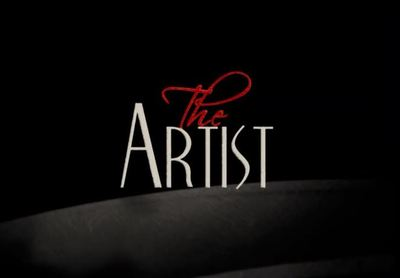 The Artist movie trailer silent film black and white