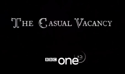 The Casual Vacancy, a miniseries based on J.K. Rowling bestselling book