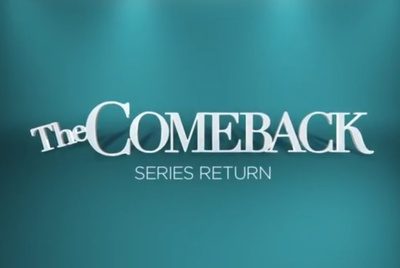 The Comeback Season 2 starring Lisa Kudrow, Damian Young, Lance Barber, Robert Michael Morris, and Laura Silverman.
