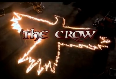 The Crow starring Brandon Lee, Rochelle Davis, Ernie Hudson, Sofia Shinas, Michael Wincott, Bai Ling, Anna Levine, David Patrick Kelly, Angel David, Laurence Mason, Michael Massee and Tony Todd.