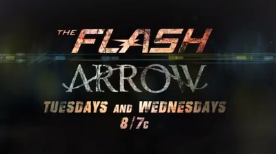 The Flash and Arrow crossover Fight Club special