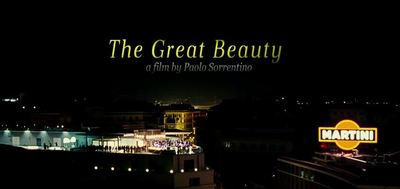 The Great Beauty La grande bellezza Italian movie trailer Toni Servillo