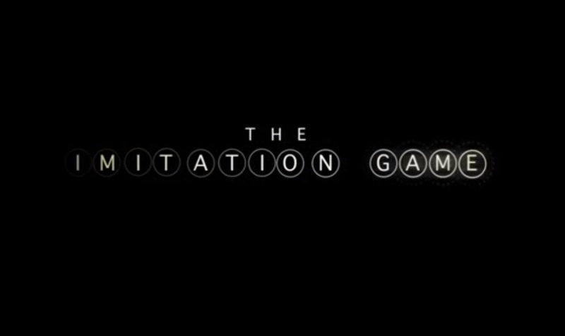 The Imitation Game starring Benedict Cumberbatch, Keira Knightley, Matthew Goode, Mark Strong, Charles Dance, Allen Leech, Rory Kinnear and Steven Waddington.