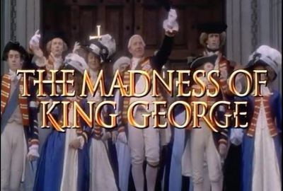 The Madness of King George Alan Bennett film trailer