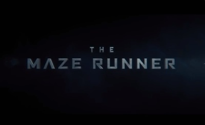 The Maze Runner Title Card