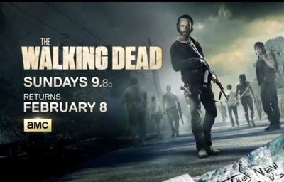 The return of the Walking Dead season 5