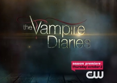 The Vampire Diaries Season 6 Title Card