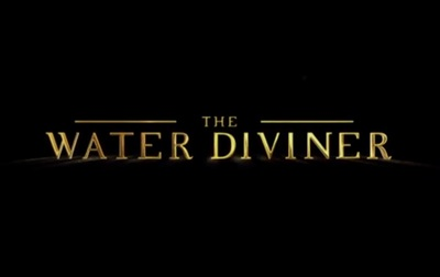 The Water Diviner starring Russell Crowe, Olga Kurylenko, Yilmaz Erdogan, Cem Yilmaz, Jai Courtney, Dylan Georgiades, Steve Bastoni, Isabel Lucas, Salih Kalyon, Megan Gale, James Fraser, Ben O'Toole, and Ryan Corr.