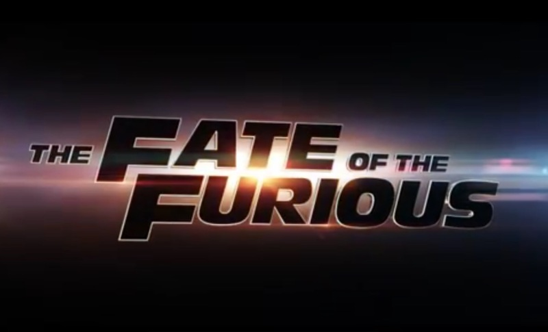 The Fate of the Furious starring Dwayne Johnson, Charlize Theron, Vin Diesel, Jason Statham, Lucas Black, Jordana Brewster, Michelle Rodriguez, Nathalie Emmanuel, Elsa Pataky, Tyrese Gibson, and Kurt Russell.