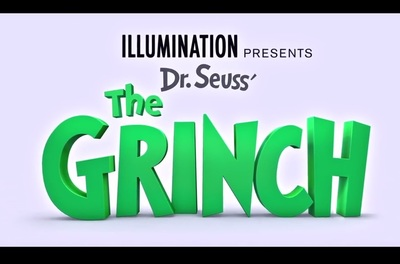 The Grinch stars Benedict Cumberbatch.