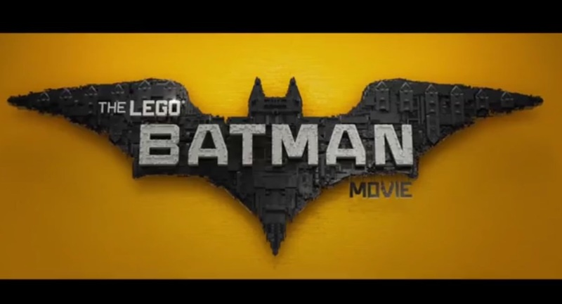 The Lego Batman Movie starring Will Arnett, Ralph Fiennes, Zach Galifianakis, Rosario Dawson, Michael Cera, Jenny Slate, and Mariah Carey.