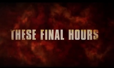 These Final Hours stars Nathan Phillips, Jessica De Gouw, Daniel Henshall, and Sarah Snook.