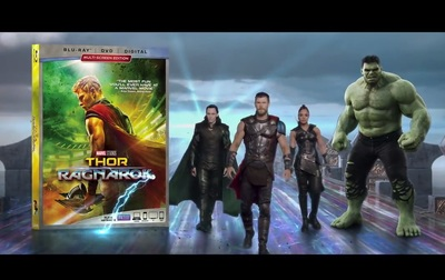 Thor: Ragnarok stars Chris Hemsworth, Tom Hiddleston, Idris Elba, Cate Blanchett, Jaimie Alexander, Benedict Cumberbatch, Karl Urban, Anthony Hopkins, Mark Ruffalo, Tessa Thompson, Ray Stevenson, Jeff Goldblum, and Sam Neill.