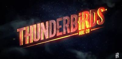 Thunderbirds television series trailer Gerry Anderson