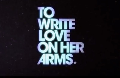 To Write Love on Her Arms starring Kat Dennings, Chad Michael Murray, Rupert Friend, Mark Saul, and Juliana Harkavy