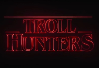 Trollhunters stars Anton Yelchin, Kelsey Grammer, Lexi Medrano, Fred Tatasciore, Charlie Saxton, Jonathan Hyde, Victor Raider-Wexler, Steven Yeun and more.