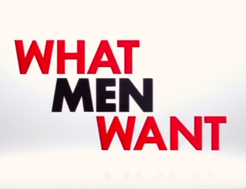 What Men Want stars Taraji P. Henson, Wendi McLendon-Covey, Pete Davidson, Max Greenfield, Aldis Hodge, Tamala Jones, Brian Bosworth, Shaquille O'Neal, Tracy Morgan, Jason Jones, and more.