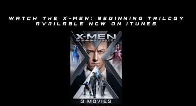 X-men Beginnings Trilogy stars James McAvoy, Michael Fassbender, Jennifer Lawrence, Hugh Jackman, Halle Berry, Nicholas Hoult, Sophie Turner, and many more.